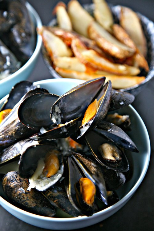 How To Cook Mussels In The Oven